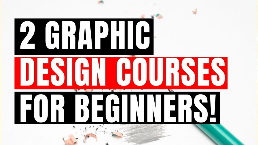 best graphic design courses for beginners